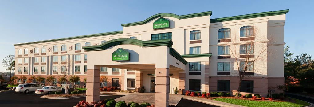 Wingate by Wyndham Columbia/Harbison - Columbia - Building