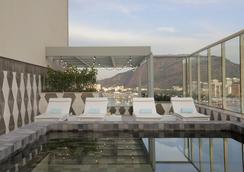 Yoo2 Rio De Janeiro By Intercity - Rio de Janeiro - Pool