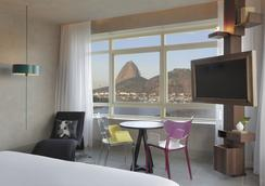 Yoo2 Rio De Janeiro By Intercity - Rio de Janeiro - Bedroom