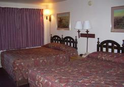Apache Motel - Moab - Bedroom