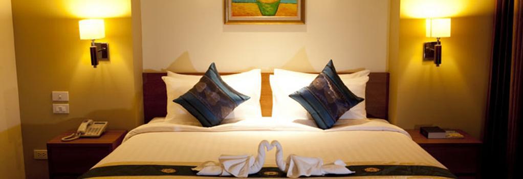Lantana Resort Hotel - Bangkok - Bedroom