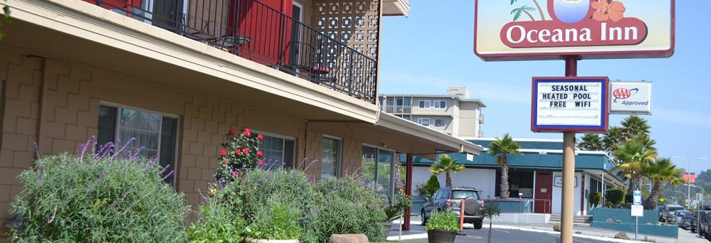 Oceana Inn - Santa Cruz - Building
