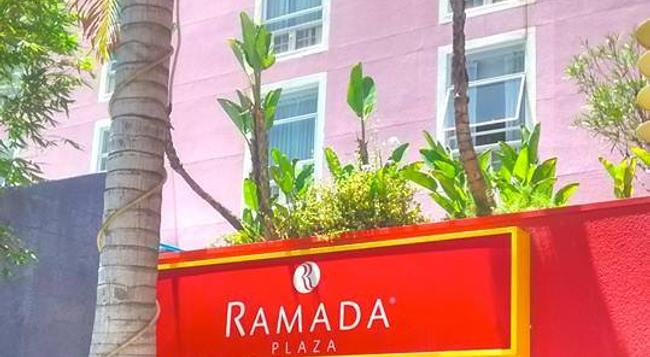 Ramada Plaza West Hollywood Hotel and Suites - West Hollywood - Building