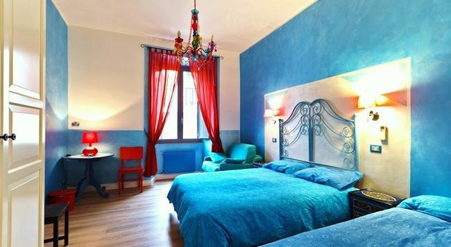 Dream Station - Rome - Bedroom