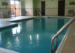 SpringHill Suites by Marriott Houston Brookhollow - Houston - Gym