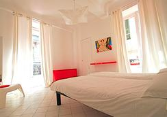 Nice Art Hotel - Hostel - Nice - Bedroom