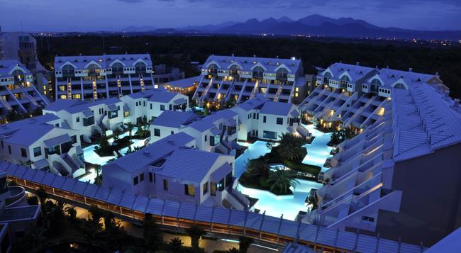 Susesi Luxury Resort - Belek - Building