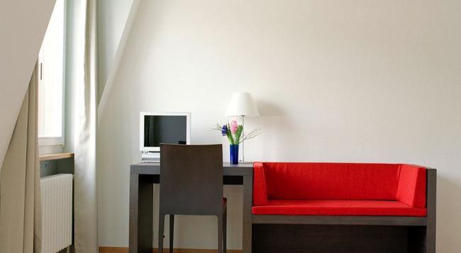 Design Hotel Plattenhof - Zurich - Building