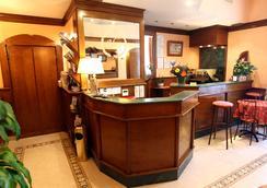 Hotel Baltic - Rome - Restaurant