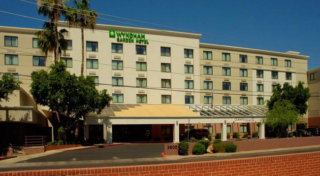 Wyndham Garden Phoenix Midtown - Phoenix - Building