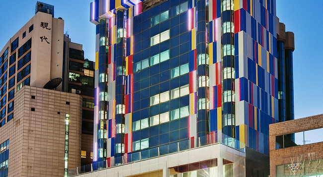 Imperial Palace Boutique Hotel - Seoul - Building