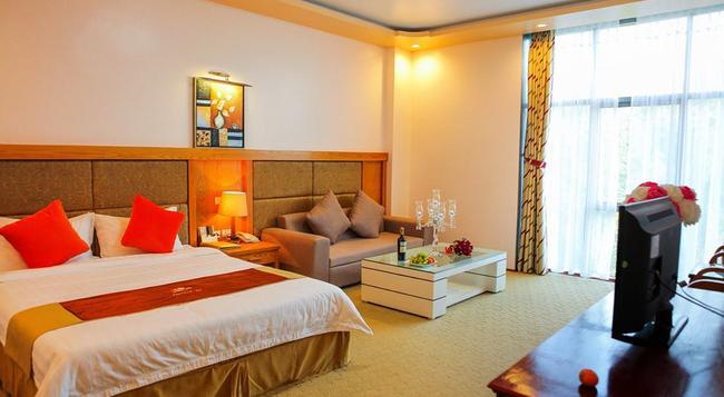 A1 Hotel Dien Bien - Dien Bien Phu - Bedroom
