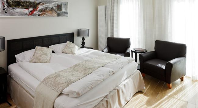 City Center Hotel - Reykjavik - Bedroom