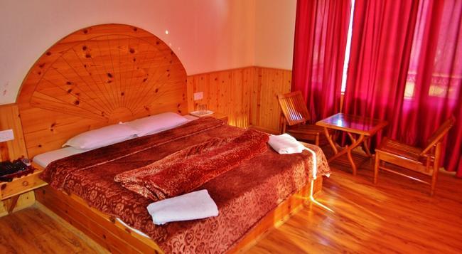 Pause at Manali - Manali - Bedroom