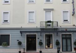 Hotel Bernina - Milan - Lobby