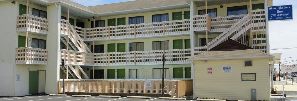 Sea Palace Motel - Seaside Heights - Building