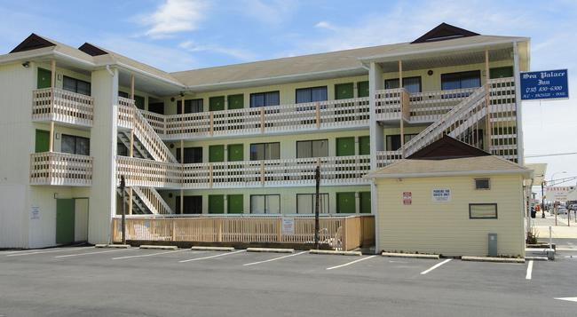 Sea Palace Motel - Seaside Heights - Building