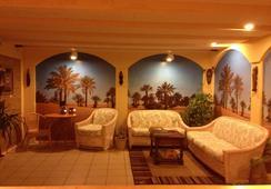 Oasis Motel - Ocean Shores - Lobby