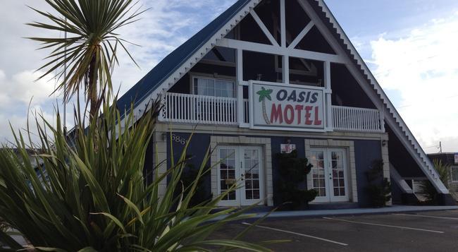 Oasis Motel - Ocean Shores - Building