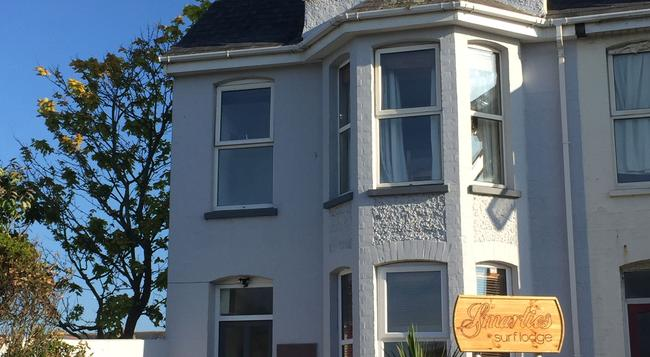 Smarties Surf Lodge - Newquay - Building