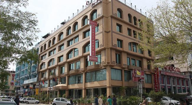 Envoy Continental Hotel - Islamabad - Building