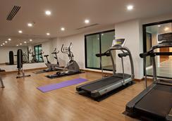 Paripas Patong Resort - Patong - Gym