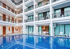 Paripas Patong Resort - Patong - Pool