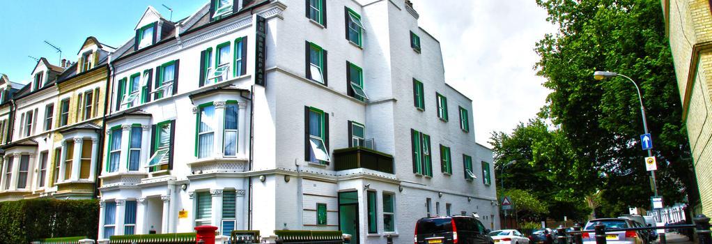 Kensington West Hotel - London - Building
