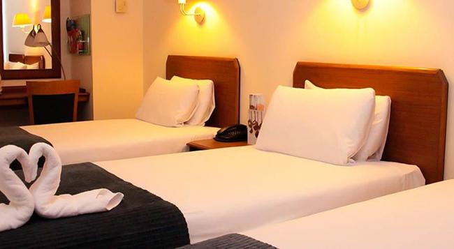 Airport Inn Gatwick - Horley - Bedroom