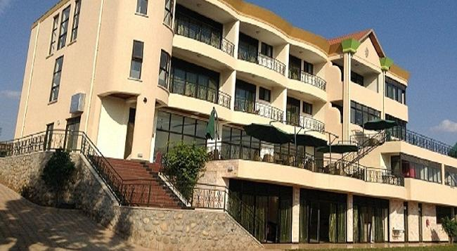 Five to Five Hotel - Kigali - Building