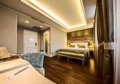 Prestige Hotel Budapest - Budapest - Bedroom