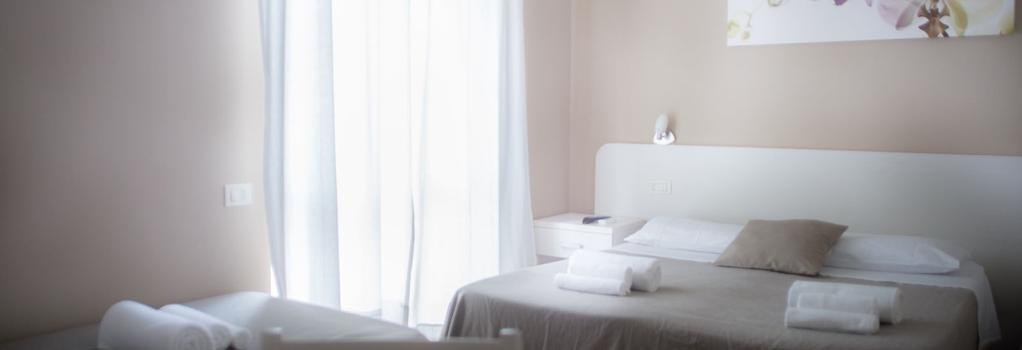 Anna Guest House - Rome - Bedroom