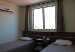 Hotel Efapi Center - Chapeco - Bedroom