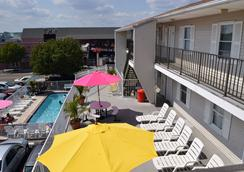 Sunrise Motel - Seaside Heights - Pool