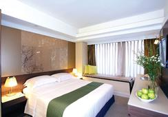 Harbour Plaza 8 Degrees - Hong Kong - Bedroom