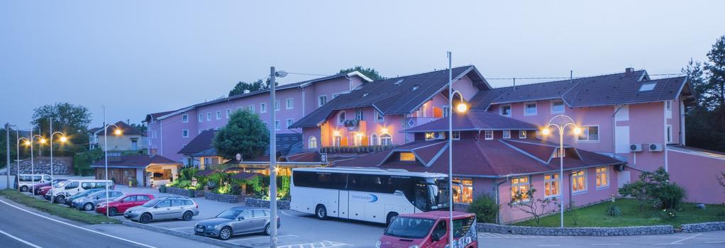Hotel Mirjana & Rastoke - Slunj - Building
