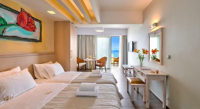 Palm Beach Hotel Apartments - Rethymno - Bedroom
