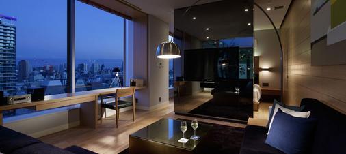 Shinjuku Granbell Hotel - Tokyo - Living room