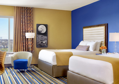 Moonrise Hotel - St. Louis - Bedroom
