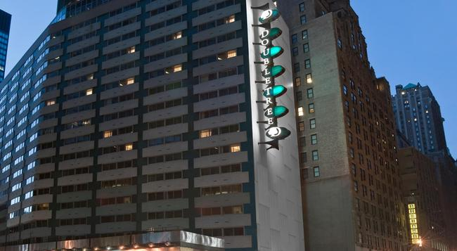 DoubleTree by Hilton Hotel Metropolitan - New York City - New York - Building