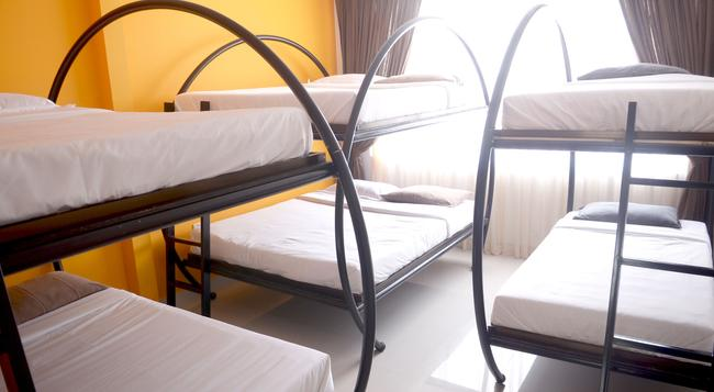 Sla Boutique Hostel - Phnom Penh - Bedroom