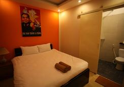 Flipside Hostel - Hanoi - Bedroom