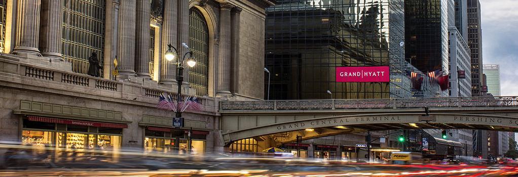 Grand Hyatt New York - New York - Building