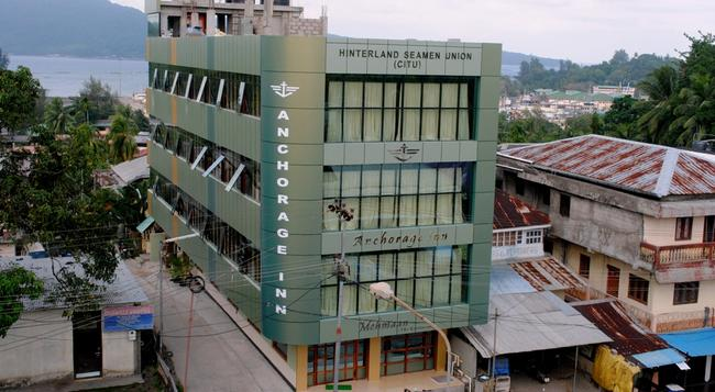 Hotel Anchorage Inn - Port Blair - Port Blair - Building