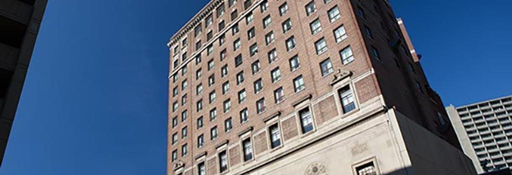 Courtyard by Marriott Boston Downtown - Boston - Building